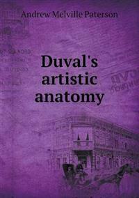 Duval's Artistic Anatomy