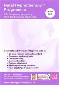 Natal Hypnotherapy Programme (Home Birth)