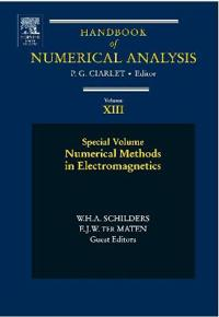 Numerical Methods in Electromagnetics