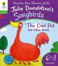 Oxford Reading Tree Songbirds: Level 2: The Odd Pet and Other Stories