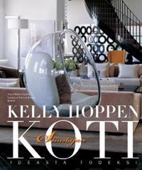 Kelly Hoppen sisustajan koti