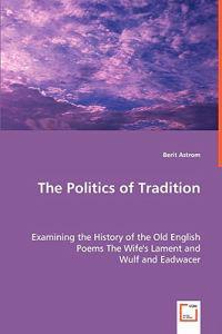The Politics of Tradition