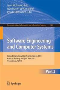 Software Engineering and Computer Systems, Part III