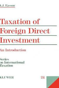 Taxation of Foreign Direct Investment