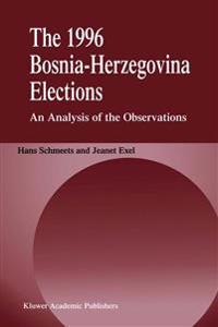 The 1996 Bosnia-Herzegovina Elections