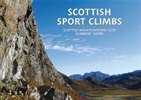 Scottish sport climbs - scottish mountaineering club climbers guide