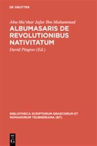 Albumasaris De Revolutionibus Nativitatum