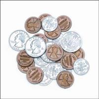 Everyday Mathematics, Grades Pk-3, Play Money Coin Set