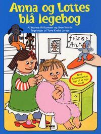 Anna & Lottes blå legebog