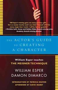 The Actor's Guide to Playing a Character