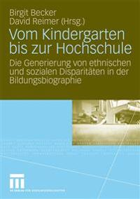Vom Kindergarten Bis Zur Hochschule