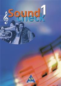Soundcheck 1. Ausgabe Ost. Schülerbuch. Mecklenburg-Vorpommern, Sachsen-Anhalt
