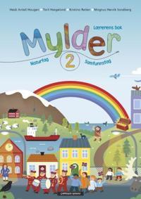 Mylder 2 - Heidi Antell Haugen, Toril Hægeland, Kristina Reiten, Magnus Henrik Sandberg | Inprintwriters.org