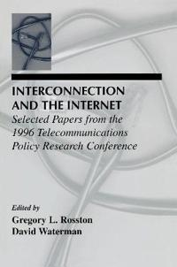 Interconnection and the Internet
