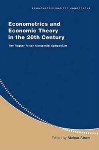 Econometric Society Monographs