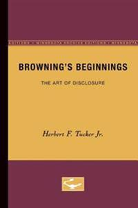Browning's Beginnings