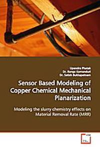 Sensor Based Modeling of Copper Chemical Mechanical Planarization