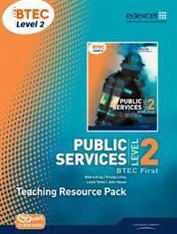 BTEC Level 2 First Public Services Teacher Resource Pack