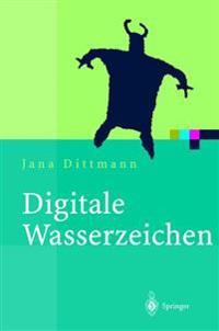 Digitale Wasserzeichen