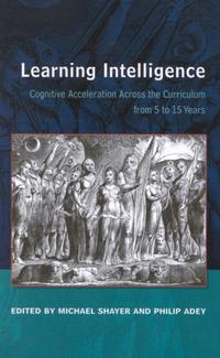 Learning Intelligence