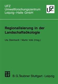 Regionalisierung in Der Landschaftsökologie