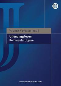 Utlendingsloven -  pdf epub