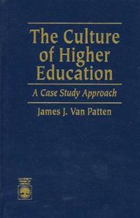 The Culture of Higher Education