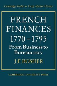 French Finances 1770-1795