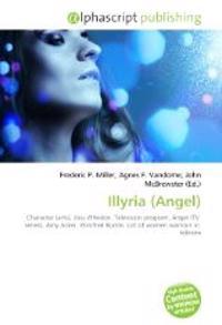 Illyria (Angel)