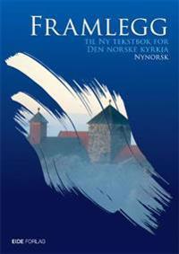 Framlegg til ny tekstbok for Den norske kyrkja