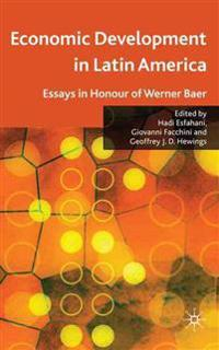 Economic Development in Latin America