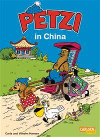 Petzi 38. Petzi in China