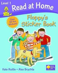 Read at Home: Level 1: Floppy's Sticker Book