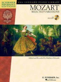 Mozart Selected Variations
