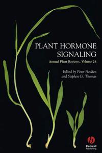 Annual Plant Reviews, Plant Hormone Signaling