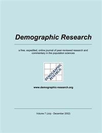 Demographic Research, Volume 7