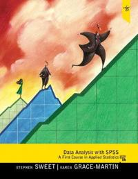 The Data Analysis With SPSS