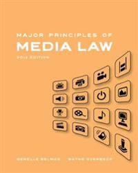 Major Principles of Media Law 2013