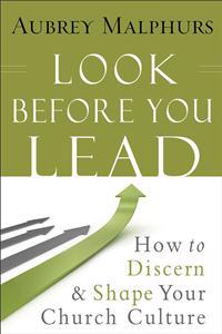 Look Before You Lead