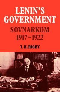 Lenin's Government