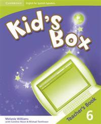 Kid's Box for Spanish Speakers Level 6 Teacher's Book