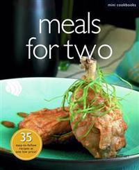 Mini Cookbook: Meals for Two
