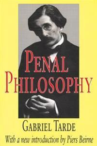 Penal Philosophy