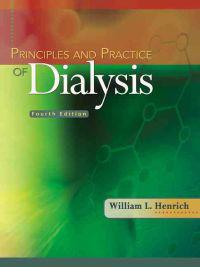 Principles and Practice of Dialysis