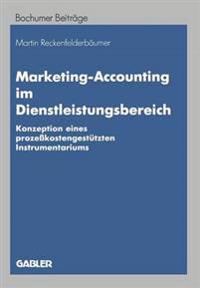 Marketing-accounting Im Dienstleistungsbereich