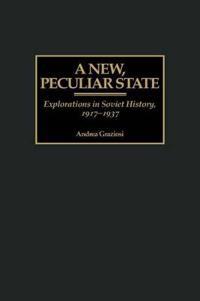 A New, Peculiar State
