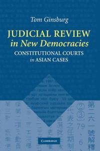 Judicial Review in New Democracies