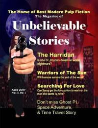 The Magazine of Unbelievable Stories, April 2007, Global Edition