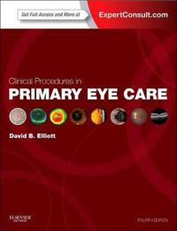 Clinical Procedures in Primary Eye Care with Access Code
