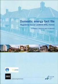 Domestic Energy Fact File